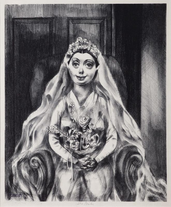 """""""THE BRIDE"""" BY BENJAMIN ABRAMOWITZ"""
