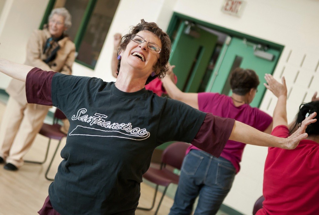 Teaching Artists   Arts For the Aging